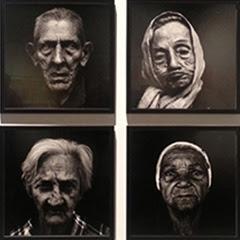 """Exhibition of Sandro Miller's """"Cuba"""" Chicago Cultural Center"""