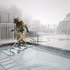 Roof Top Diver